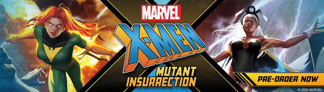 MI01en - X-Men Mutant Insurrection PON