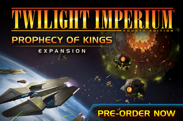 PON TI10 Twilight Imperium Prophesey of Kings
