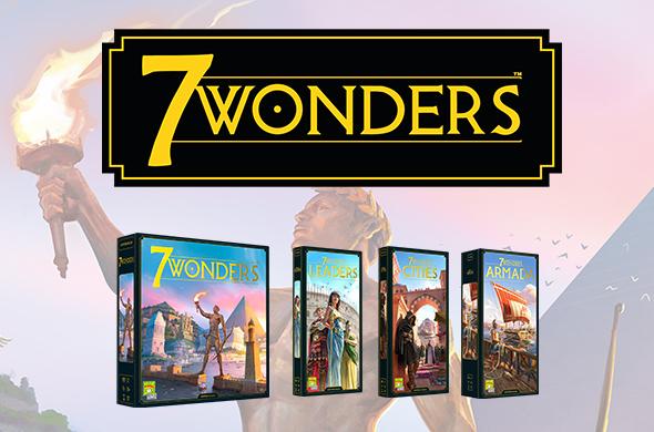 SV01EN 7 Wonders New Edition