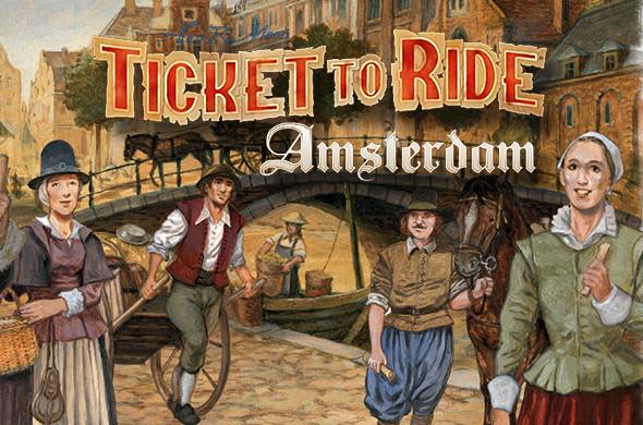 Prod: DO7263 - TTR Amsterdam