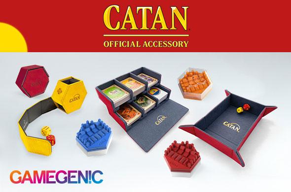 GG Catan Accessories